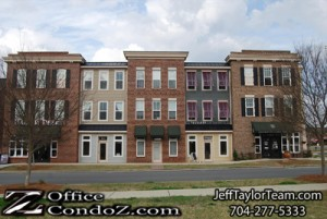 South Charlotte Office or Retail Condo For Lease