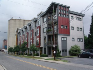 Downtown Charlotte NC Office Condo Space For Lease
