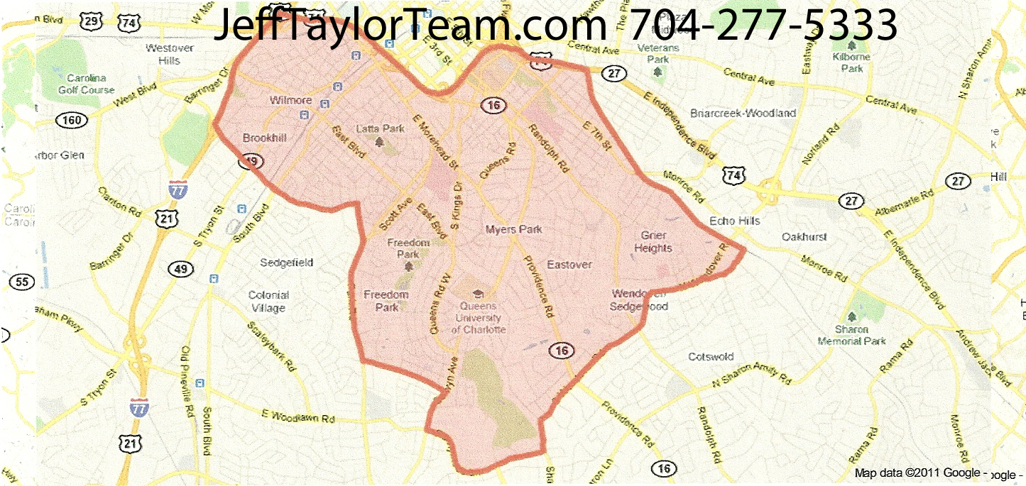... Charlotte NC Office Space Submarket_Midtown_Jeff Taylor 704 277