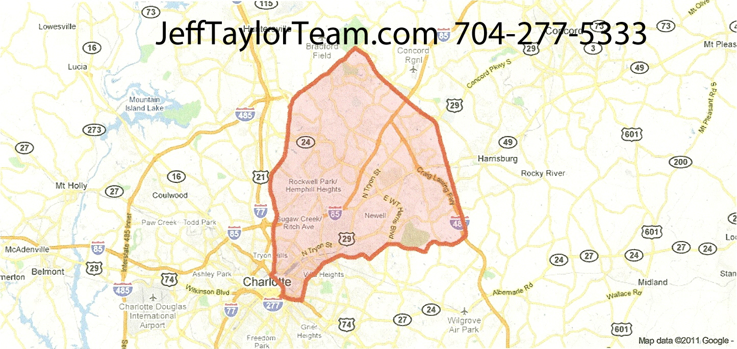 Awesome Charlotte NC Office Space Submarket_Northeast_Jeff Taylor 704 277