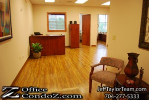 Charlotte University Area Office Condo For Lease