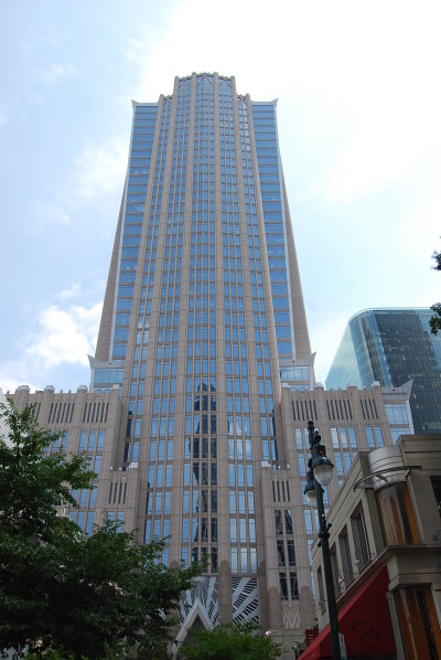 Charlotte Uptown Office Space Report