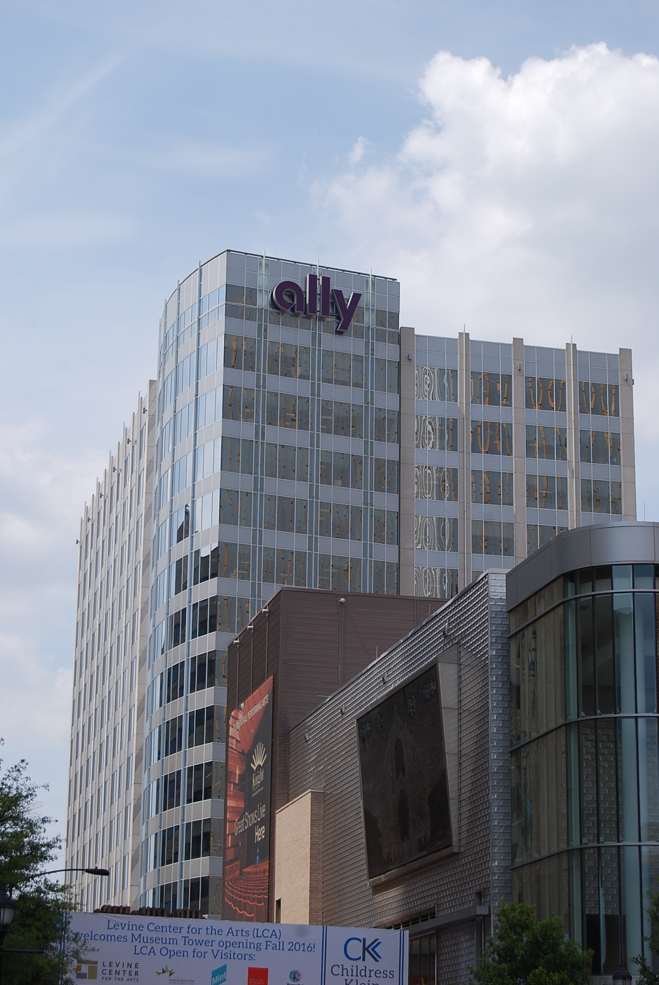 Ally Center 440 South Church Street Charlotte, NC 28202